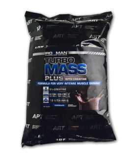 Turbo Mass Plus with Creatine (Турбо Масс Плюс с креатином)  700 г
