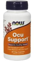 Ocu Support Now Foods (Окью Саппорт Нау Фудс), 60 капсул