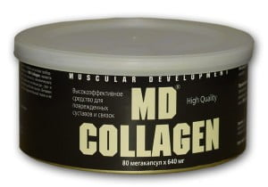 MD Collagen (Коллаген) 80 капс.