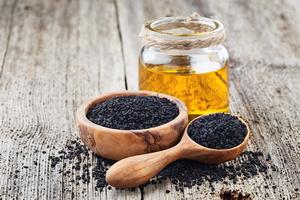 Целебные свойства масла черного тмина