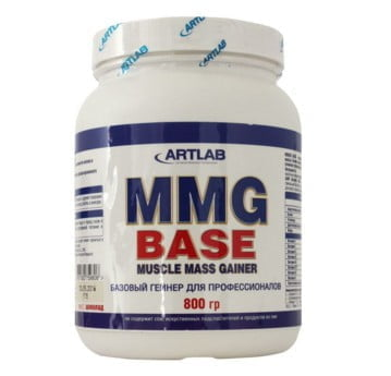 MMG Base (Muscle Mass Gainer Base) 800 г