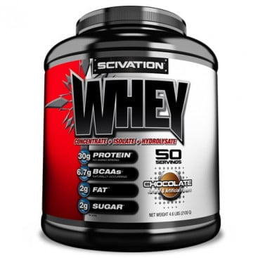 Whey Protein 2292гр