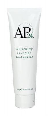 Фтористая Отбеливающая зубная паста AP-24 Whitening Fluoride Toothpaste: свойства, инструкция по применению